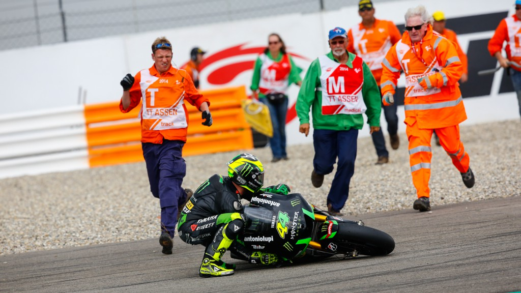 Pol Espargaro, Monster Yamaha Tech 3, NED RACE