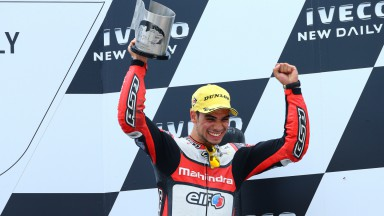 Miguel Oliveira, Mahindra Racing, NED RACE