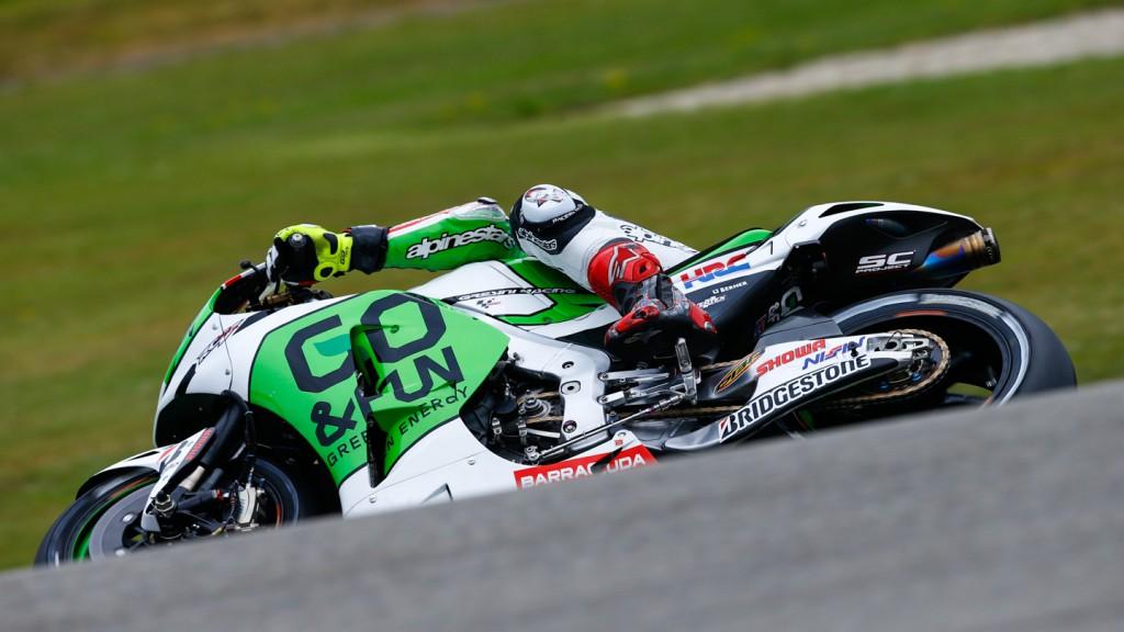 Scott Redding, GO&FUN Honda Gresini, NED WUP
