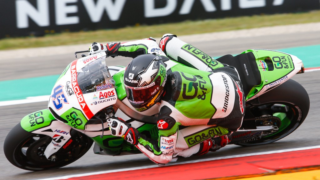 Scott Redding, GO&FUN Honda Gresini, NED RACE