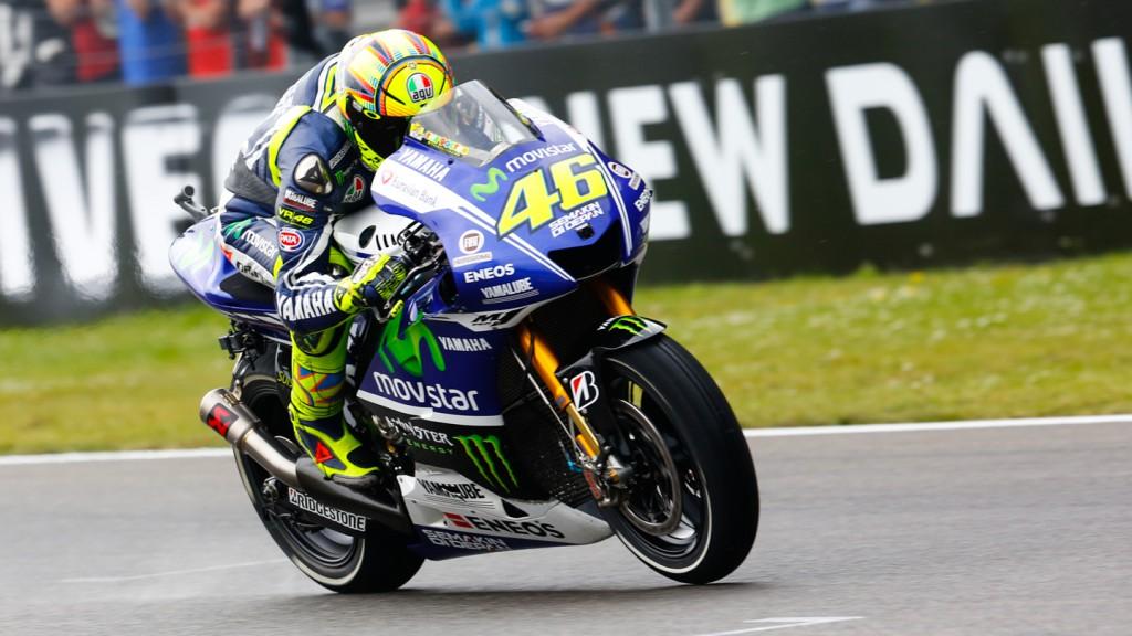Valentino Rossi, Movistar Yamaha MotoGP, NED WUP