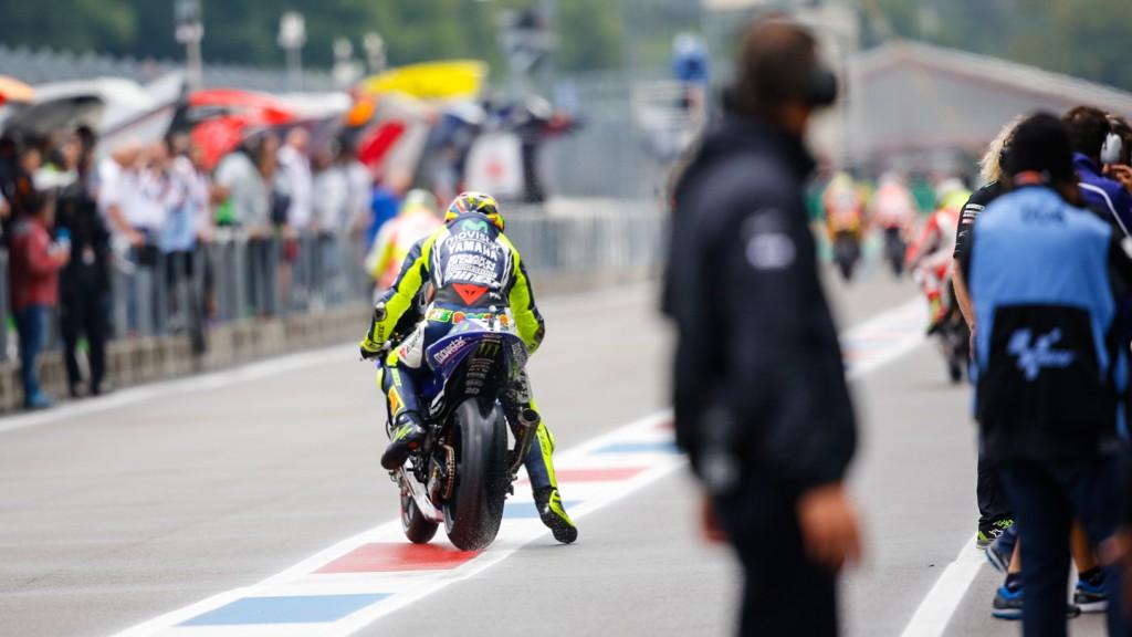 Valentino Rossi, Movistar Yamaha MotoGP, NED RACE