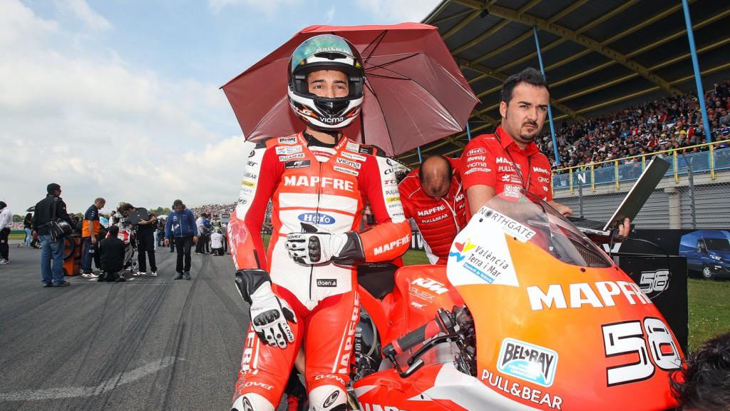 Juanfran Guevara, Mapfre Aspar Team Moto3, NED RACE