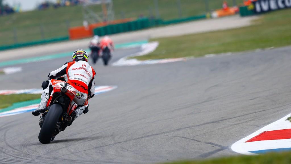 Yonny Hernandez, Pramac Racing, NED WUP