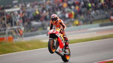 Marc Marquez, Repsol Honda Team, NED RACE