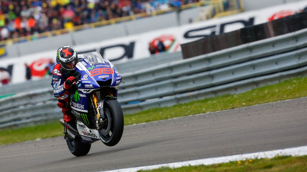 Jorge Lorenzo, Movistar Yamaha MotoGP, NED RACE
