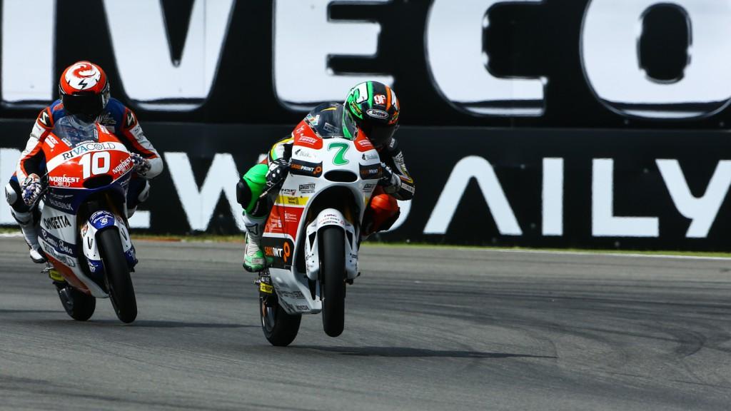 Efren Vazquez, SaxoPrint-RTG, NED RACE
