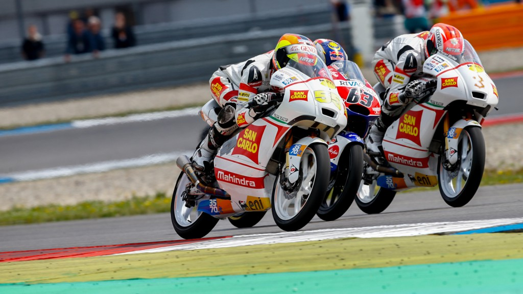 Moto3 Action, NED RACE