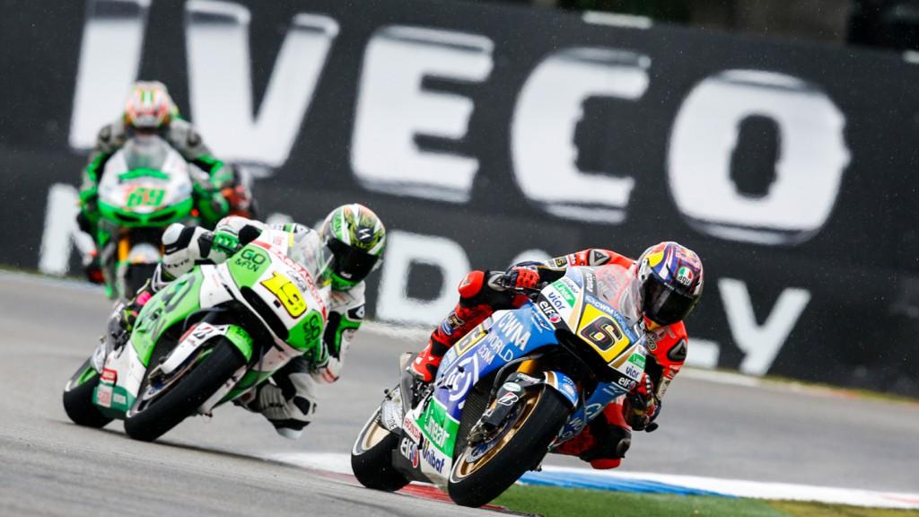 Stefan Bradl, LCR Honda MotoGP, NED RACE