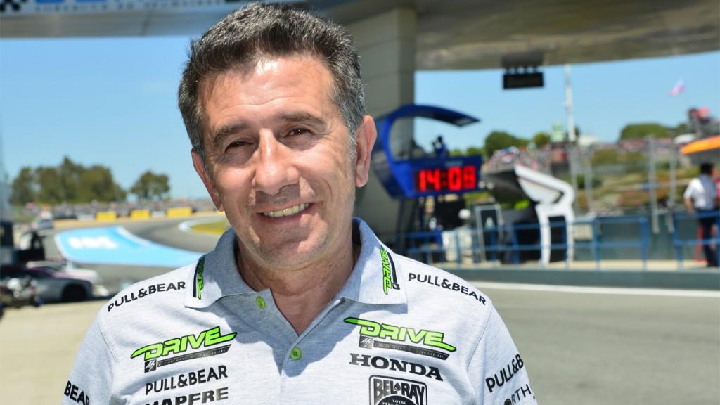 Jorge Martínez Aspar, Drive M7 Team Manager