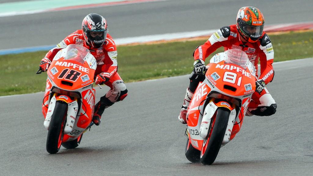 Nicolas Terol, Jordi Torres, Mapfre Aspar Team Moto2