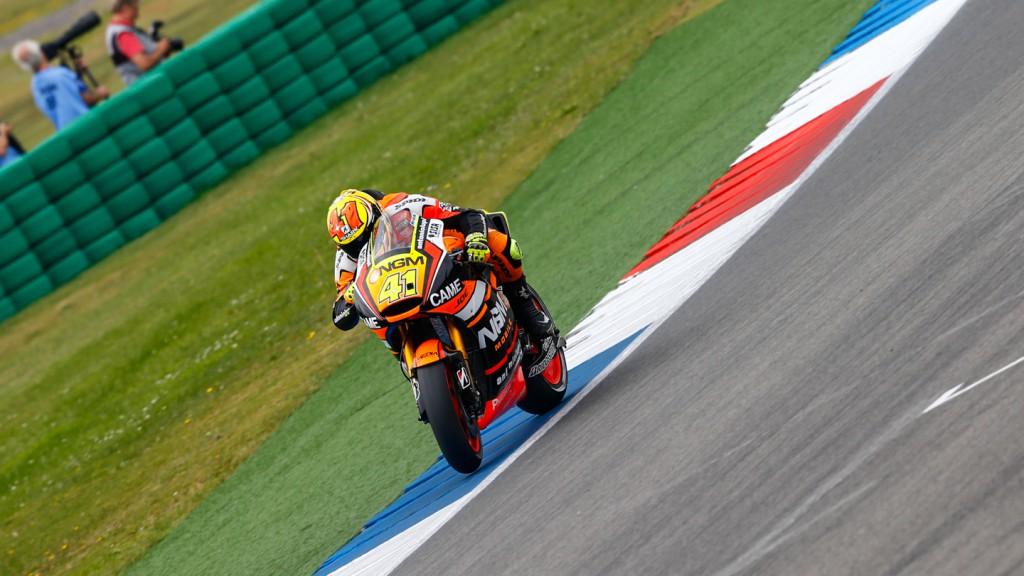 Aleix Espargaro, NGM Forward Racing