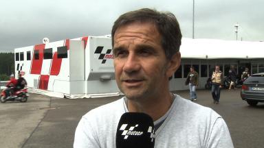 Brivio on Suzuki plans to race in Valencia