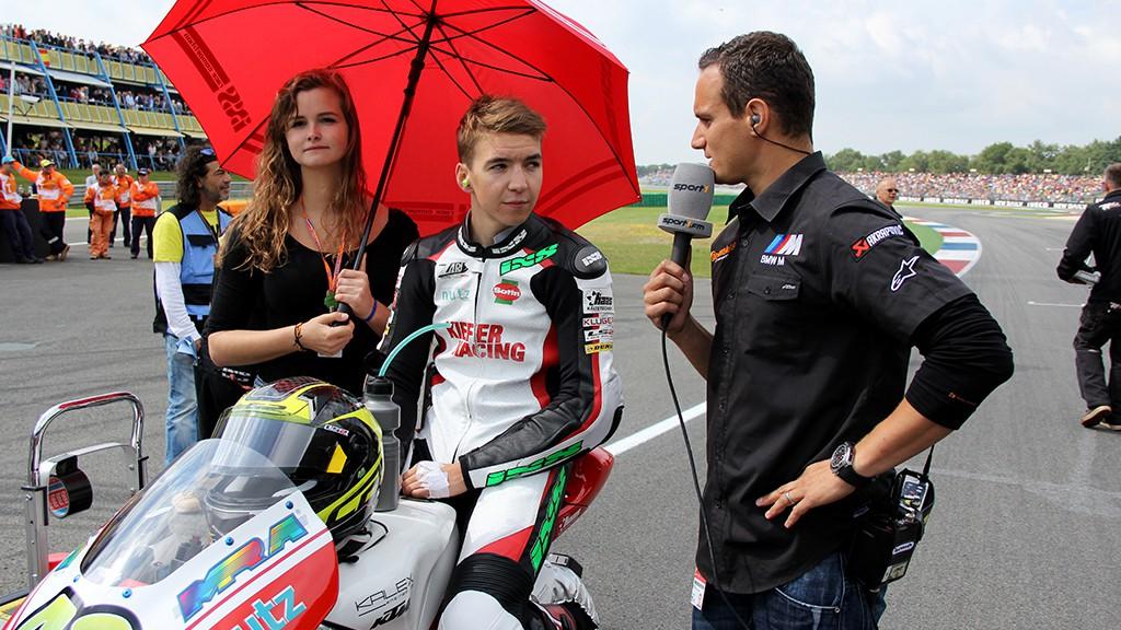 Luca Grünwald, Kiefer Racing