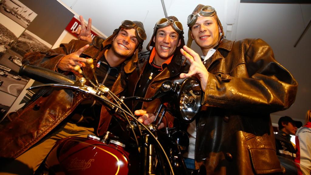 eni Motorrad Grand Prix Deutschland Pre event