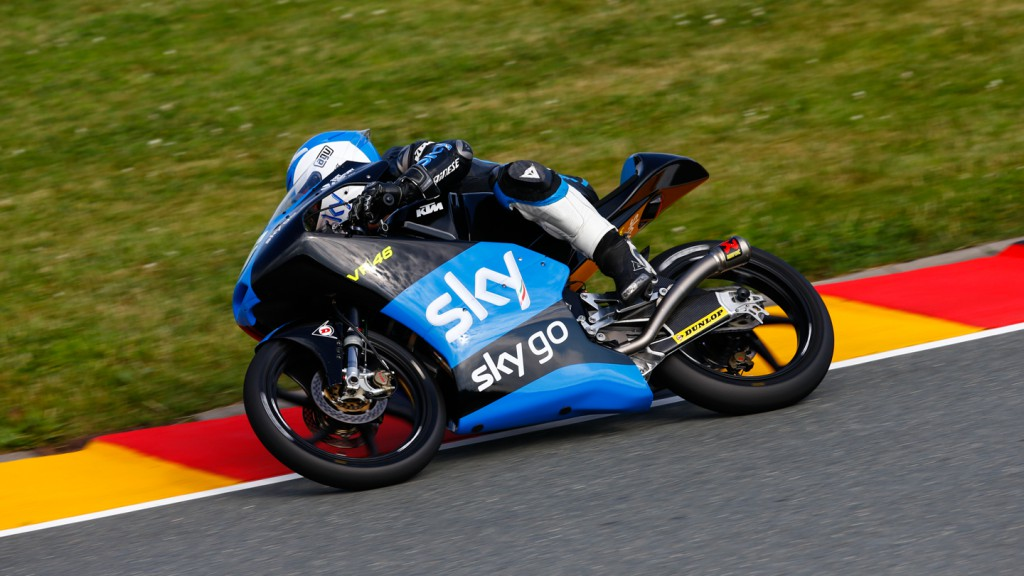 Romano Fenati, SKY Racing Team VR46, GER RACE