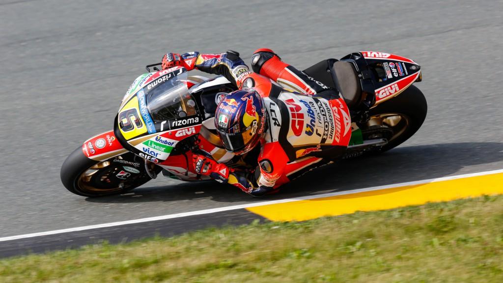 Stefan Bradl, LCR Honda MotoGP, GER FP1
