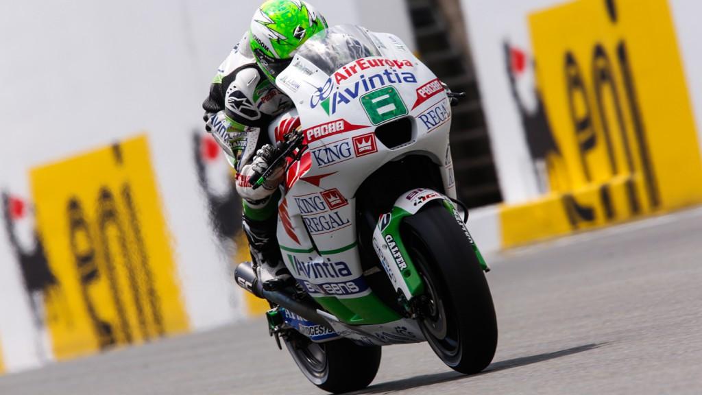 Hector Barbera, Avintia Racing, GER FP2