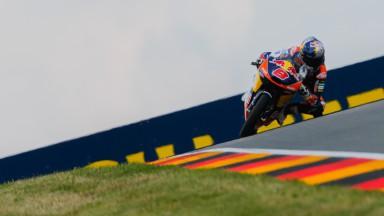 Jack Miller, Red Bull KTM Ajo, GER FP1