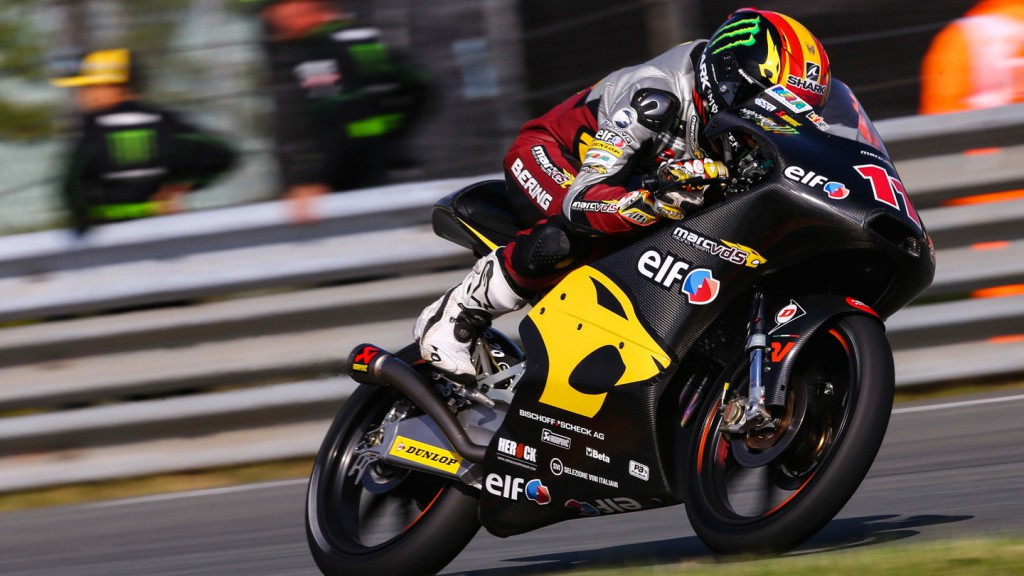 Livio Loi, Marc VDS Racing Team, GER FP2