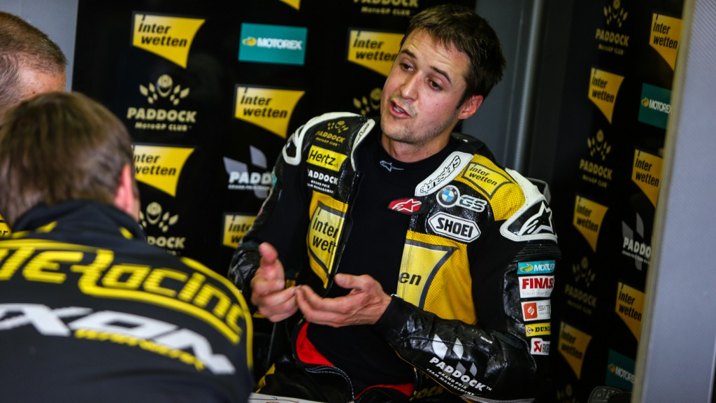 Thomas Luthi, Interwetten Paddock Moto2, GER FP2