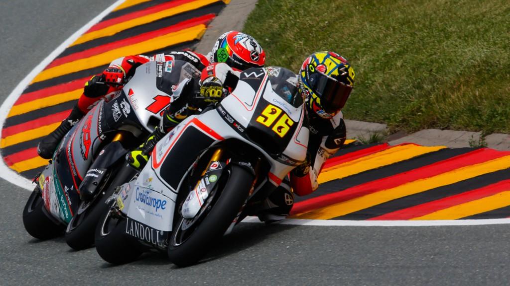 Louis Rossi, SAG Team, GER FP1