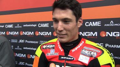 Sachsenring 2014 - MotoGP - FP2 - Interview - Aleix Espargaro