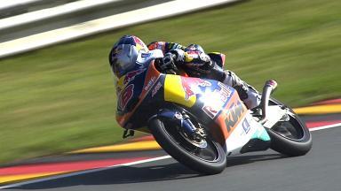 Sachsenring 2014 - Moto3 - FP2 - Highlights