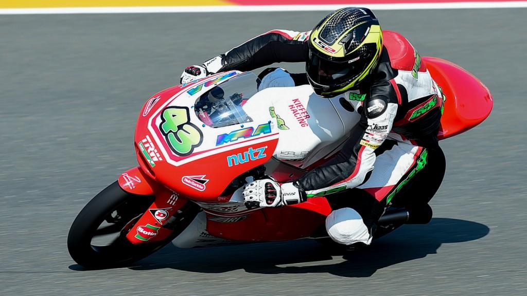 Luca Grünwald, Kiefer Racing, GER FP2
