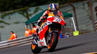 Dani Pedrosa, Repsol Honda Team, GER FP2