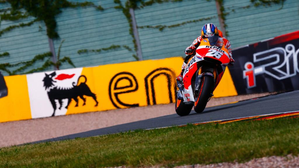 Dani Pedrosa, Repsol Honda Team, GER FP1