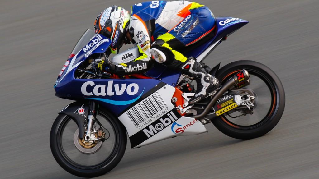 Isaac Viñales, Calvo Team, GER FP2