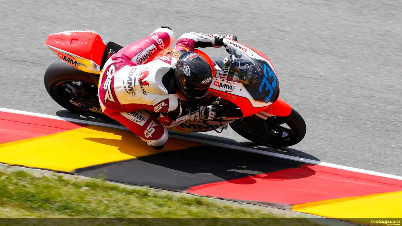 motogp.com · Nina Prinz, QMMF Racing Team, GER FP2