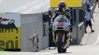 Mika Kallio, Marc VDS Racing Team, GER FP2