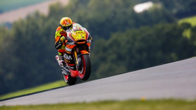 Aleix Espargaro, NGM Forward Racing, GER FP2
