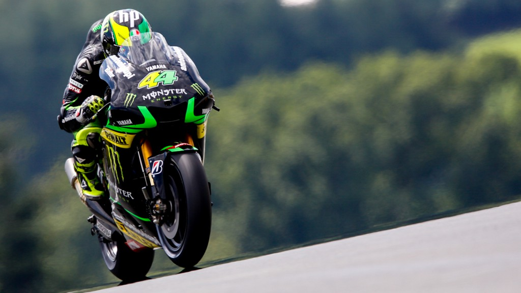 Pol Espargaro, Monster Yamaha Tech 3, GER FP2