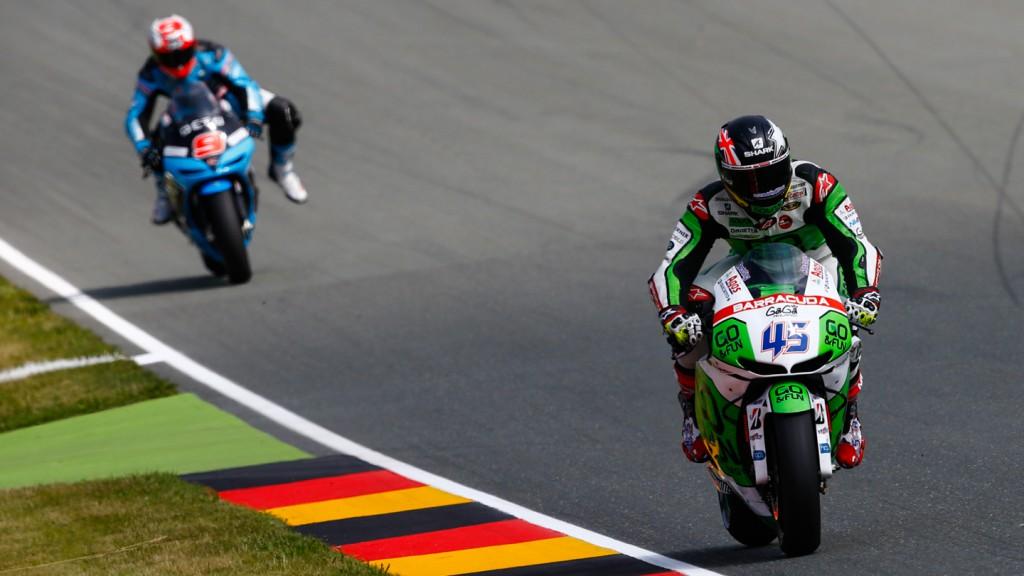 Scott Redding, GO&FUN Honda Gresini, GER FP1