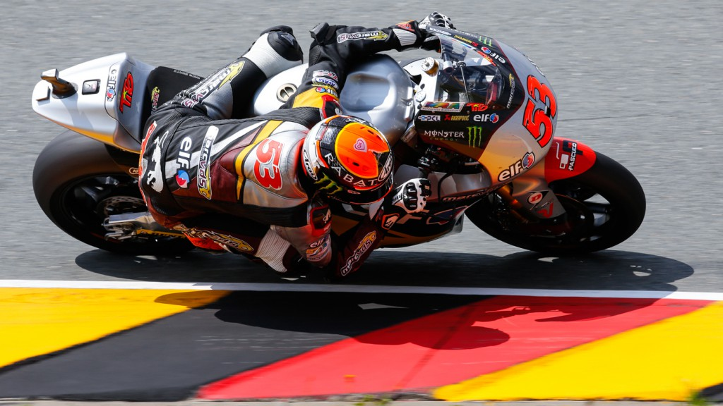 Esteve Rabat, Marc VDS Racing Team, GER FP1