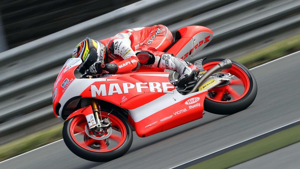 Juanfran Guevara, Mapfre Aspar Team Moto3, GER FP2