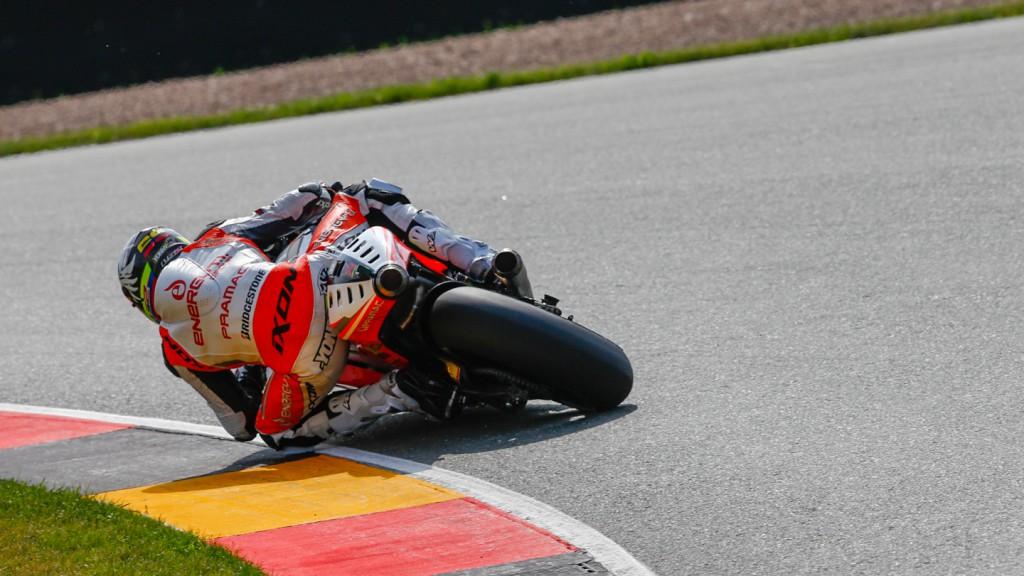 Yonny Hernandez, Pramac Racing, GER FP2