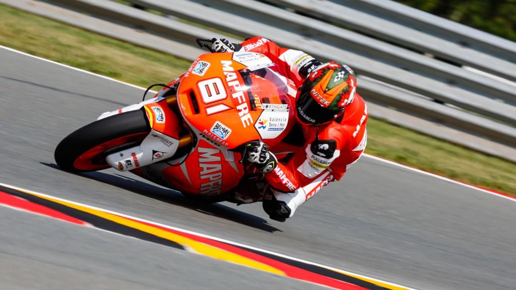 Jordi Torres, Mapfre Aspar Team Moto2, GER FP2