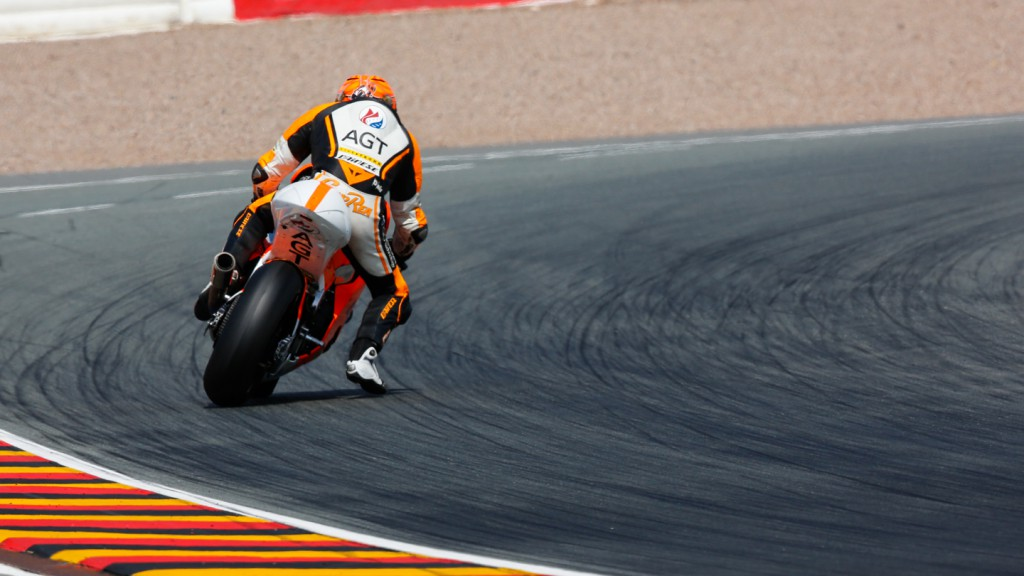 Gino Rea, AGT REA Racing, GER FP2