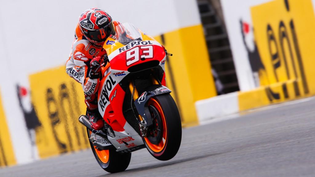 Marc Marquez, Repsol Honda Team, GER FP2