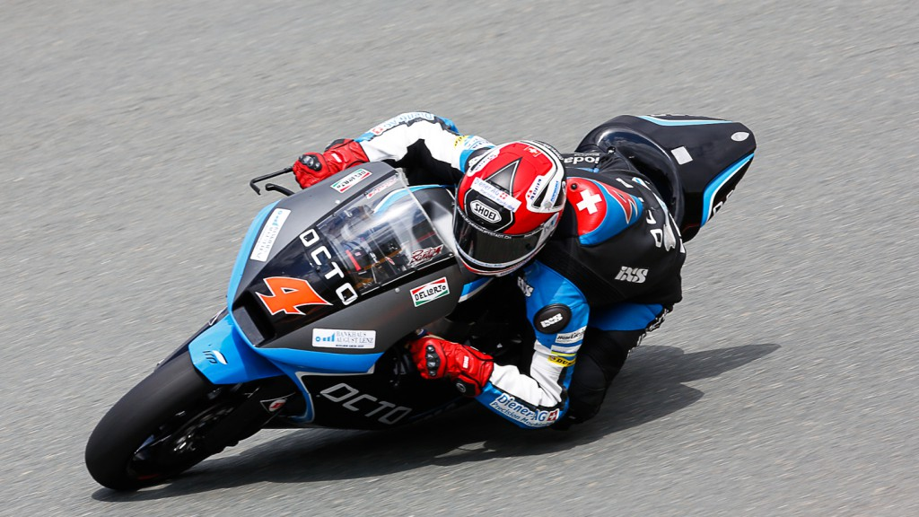 Randy Krummenacher, Octo IodaRacing Team, GER QP