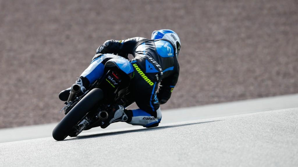 Romano Fenati, SKY Racing Team VR46, GER QP