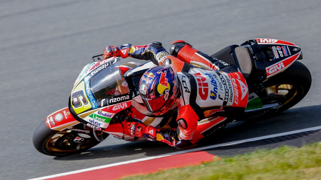 Stefan Bradl, LCR Honda MotoGP, GER FP3