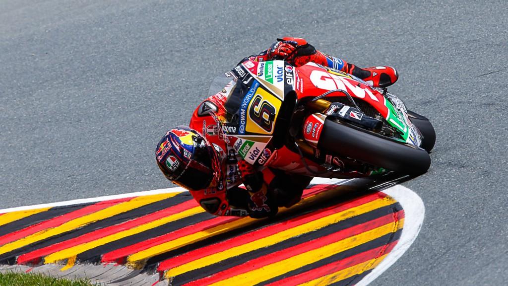 Stefan Bradl, LCR Honda MotoGP, GER Q2