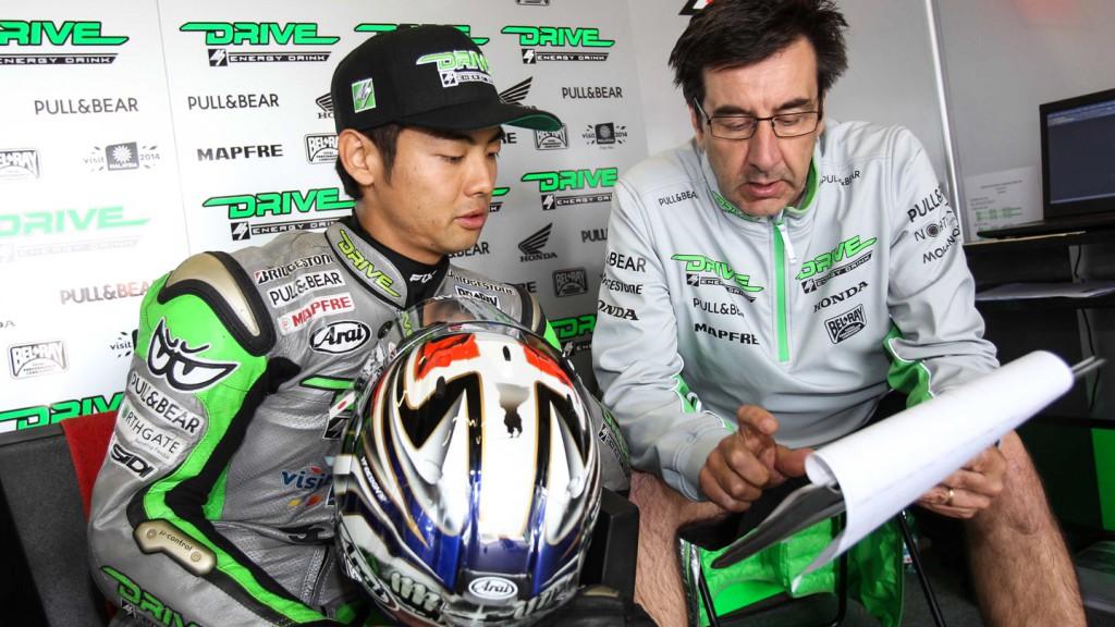 Hiroshi Aoyama, Drive M7 Aspar, GER Q1