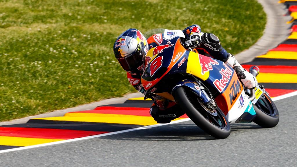 Jack Miller, Red Bull KTM Ajo, GER QP