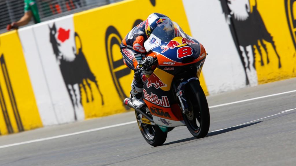 Jack Miller, Red Bull KTM Ajo, GER FP3